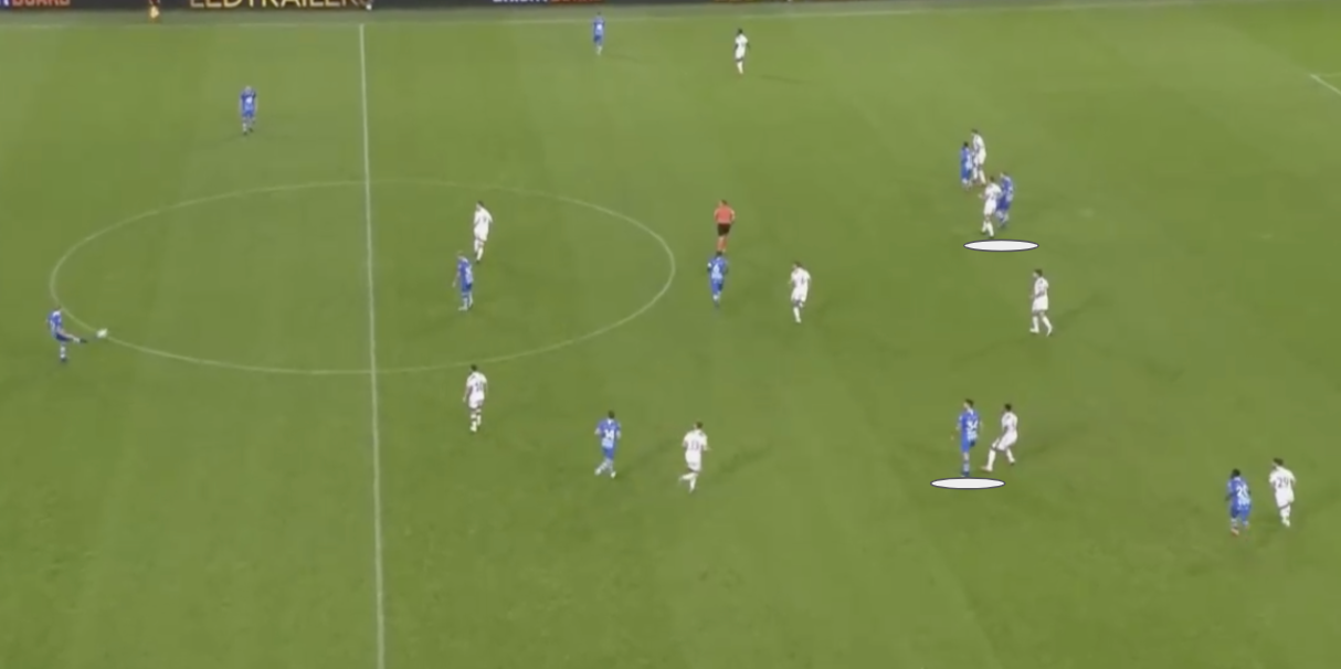 Belgian Pro League 2020/21: Gent v OH Leuven – tactical analysis tactics
