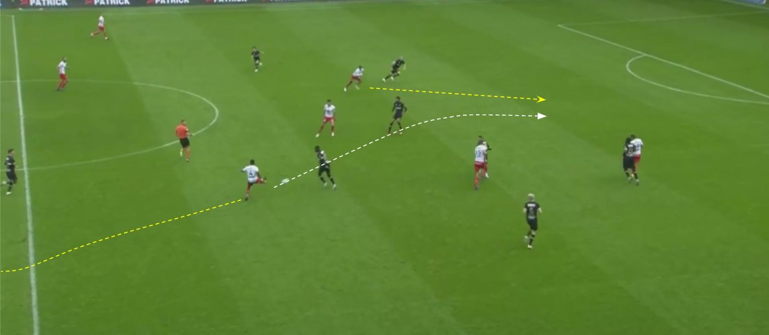 Belgian Pro League 2020/21: Zulte Waregem v Antwerp – Tactical Analysis Tactics
