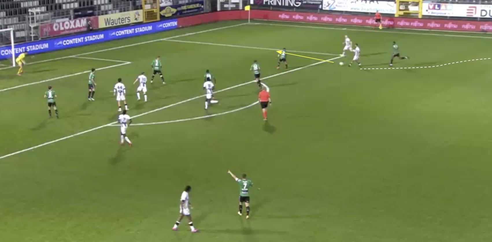 Title: Belgian Pro League 2020/21: Sporting Charleroi v Cercle Brugge – tactical analysis tactics